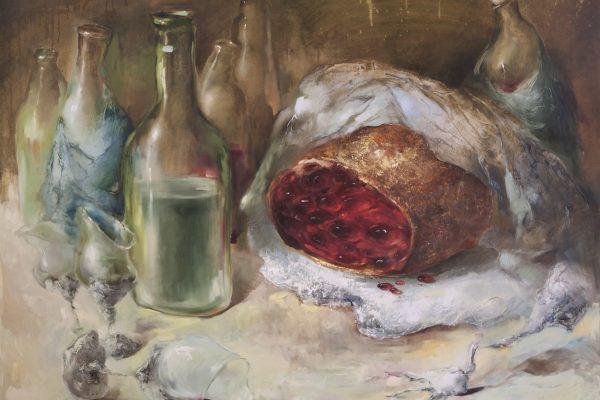 <span>Thing</span>Last Supper. Bread of Life / Paskutinė vakarienė. Gyvybės duona