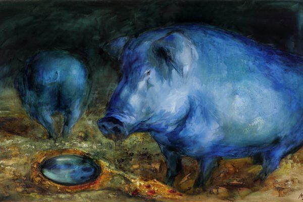 <span>Animal</span>Blue Blood I / Mėlynas kraujas I