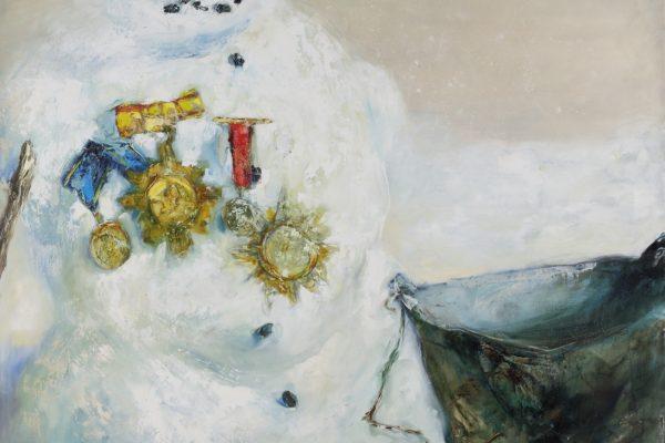 <span>Thing</span>Snowman / Sniego senis