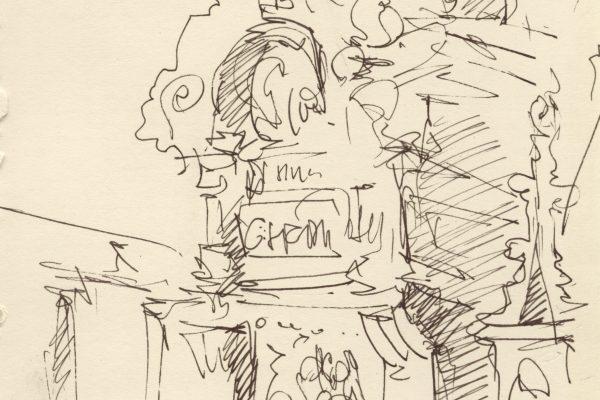 <span>Drawings</span>Paris / Paryžius