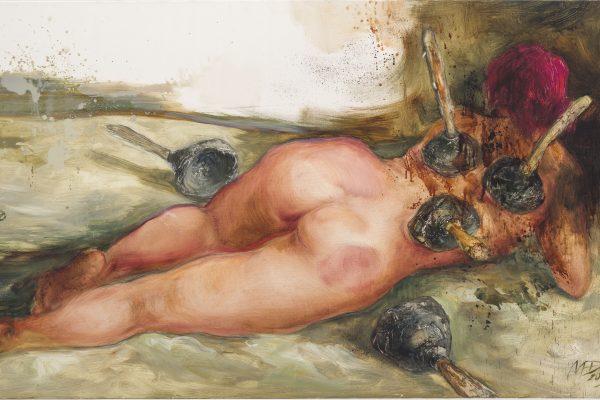 <span>Body</span>The Act of the Artist /  Menininkės aktas